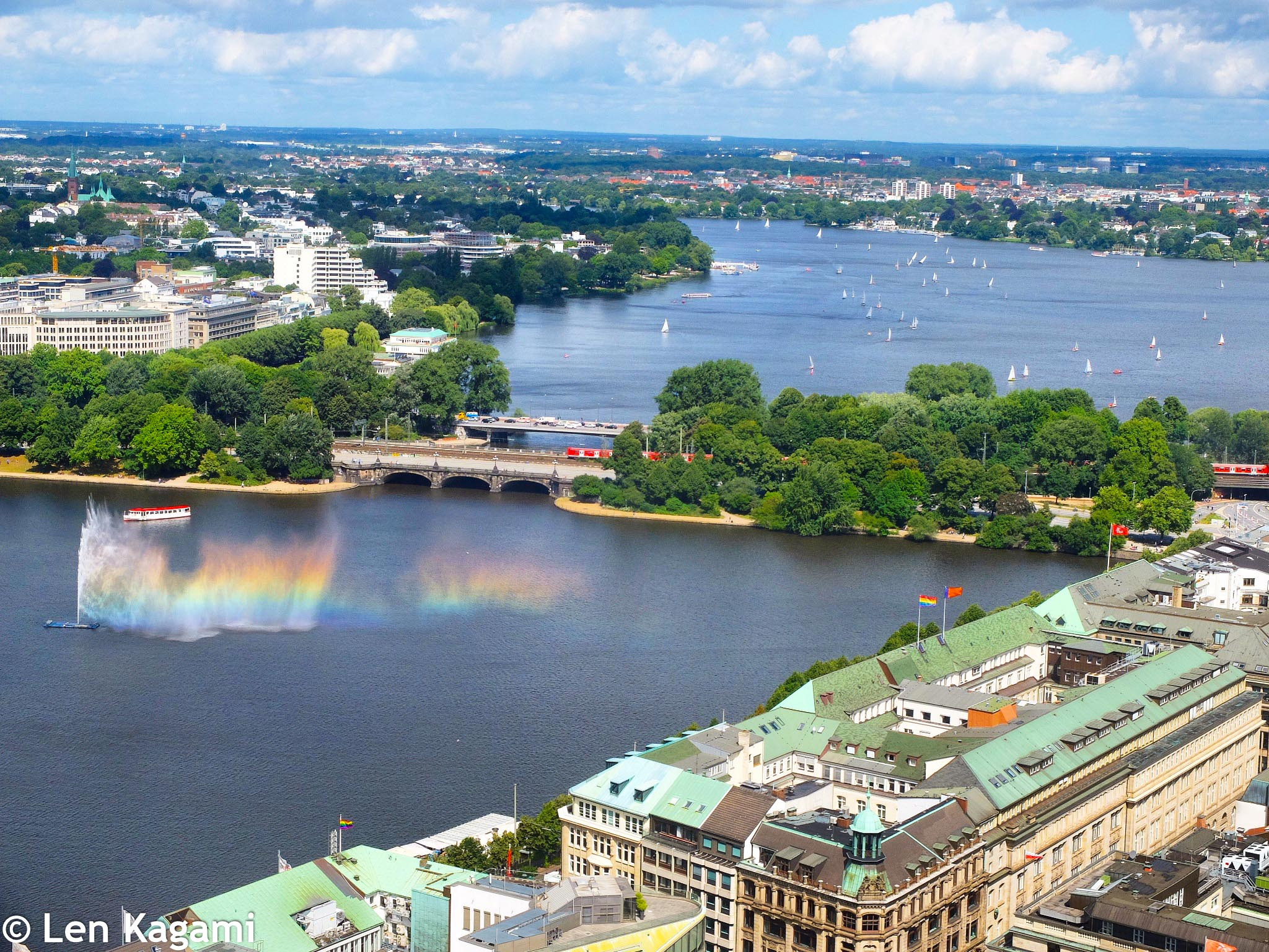 Alster Lakes
