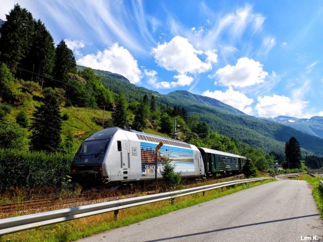Flåmsbana Railway