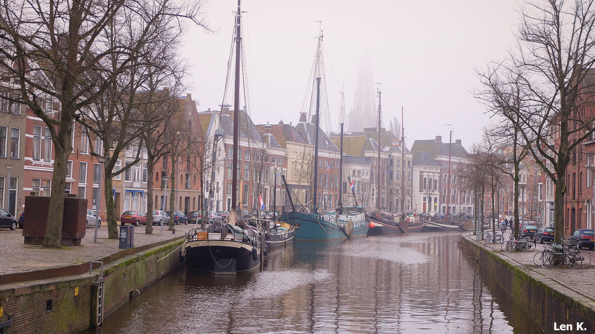 Groningen Canal Ring
