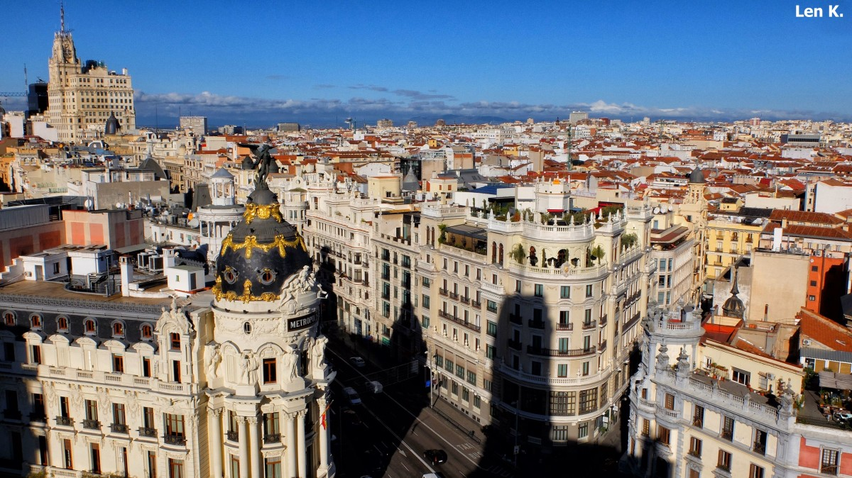What is special about Madrid?