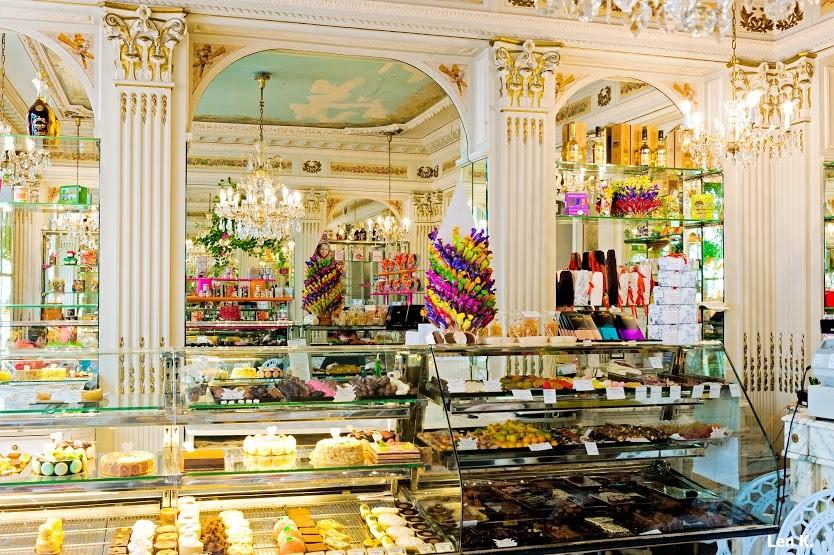 Mathilde Cafe?