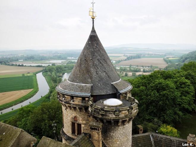 View from Marienburg