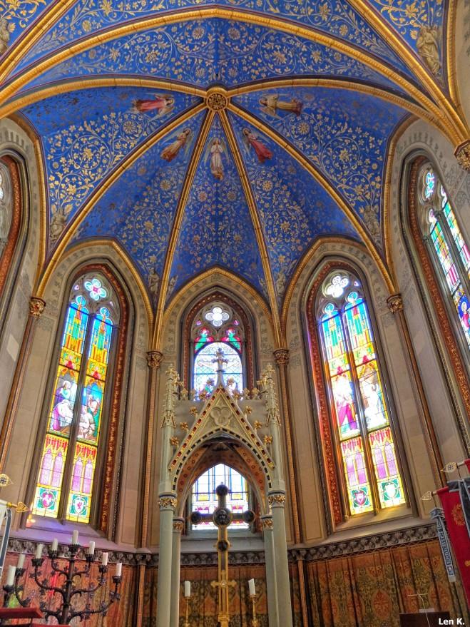 The Chapel of St. Michel