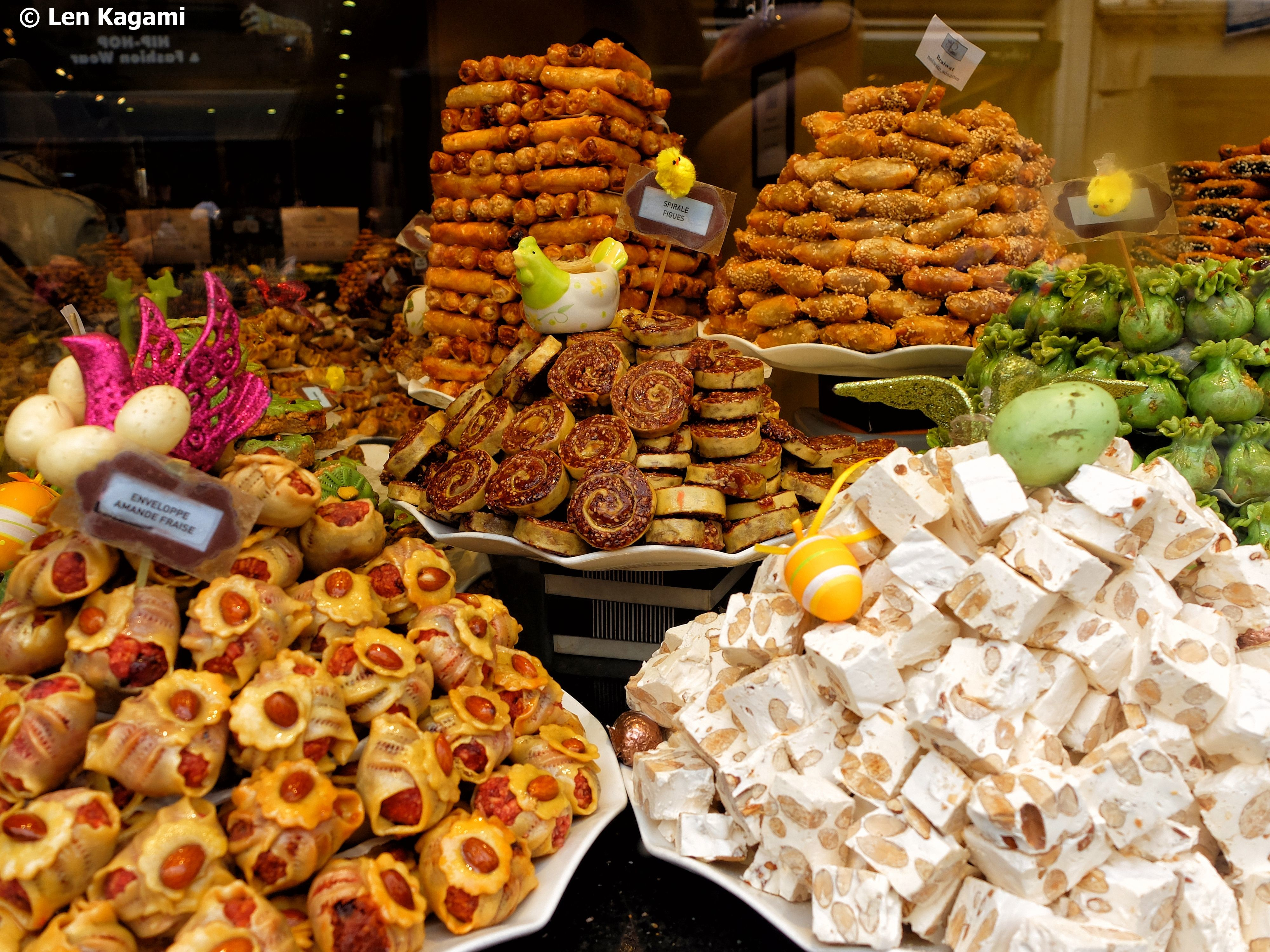 Brussels - The kingdom of sweets