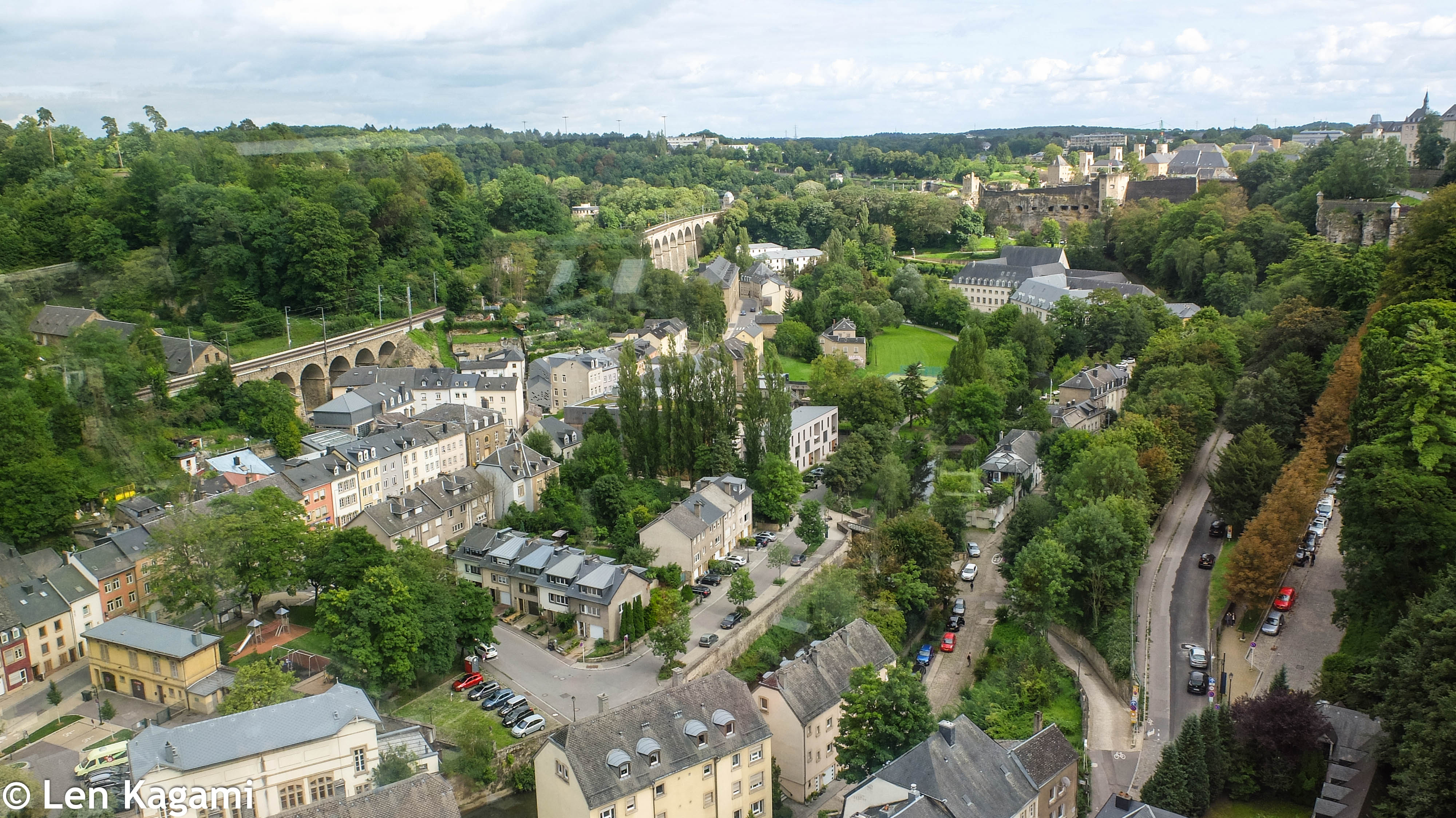 Luxembourg City - The Green Capital
