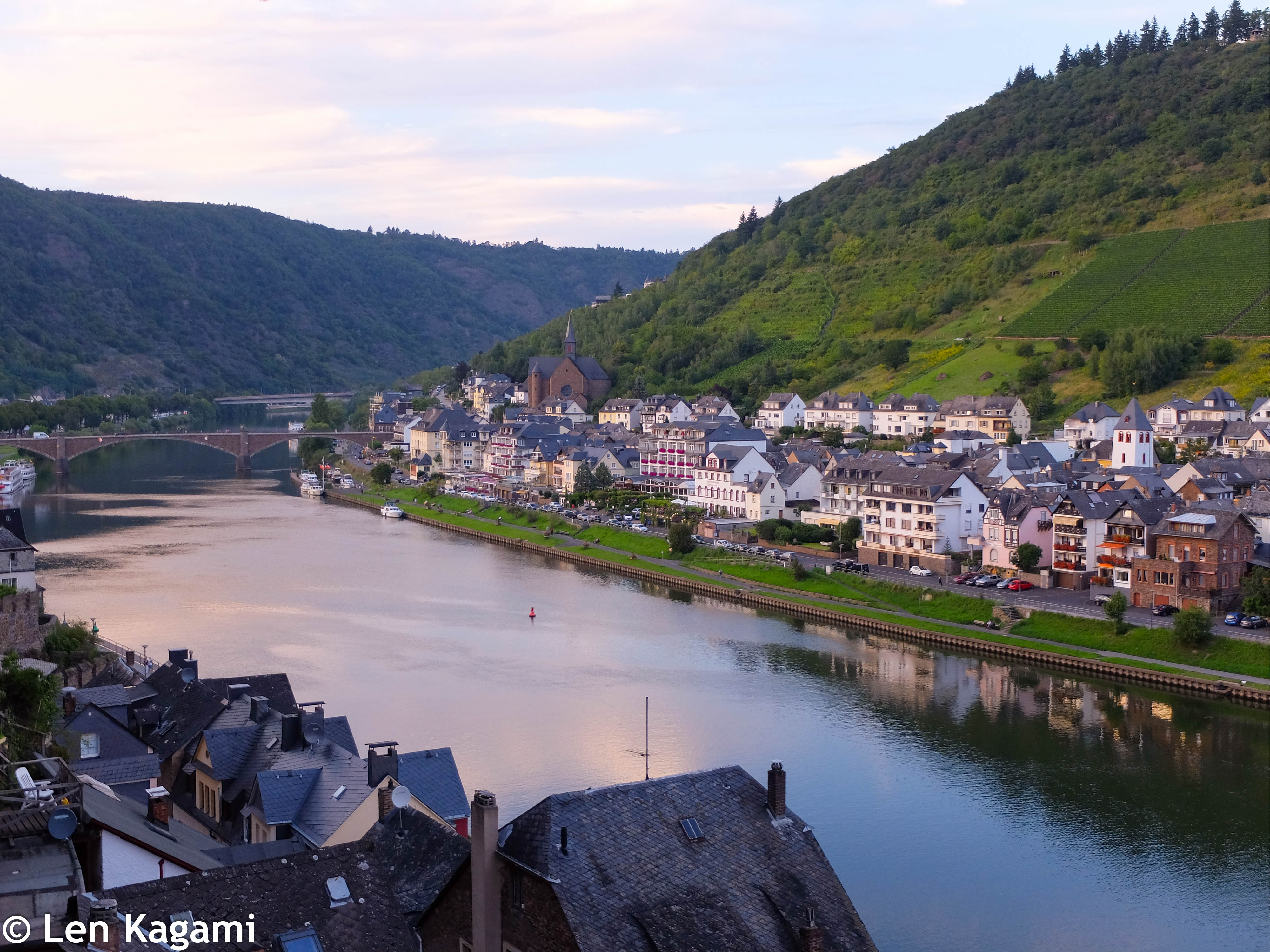 The Moselle River