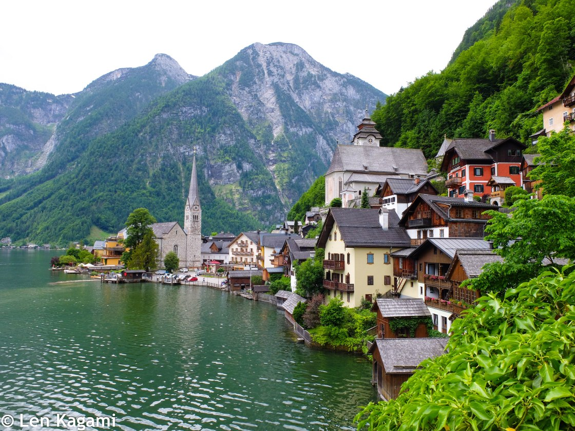 Hallstatt - A picturesque mountain village