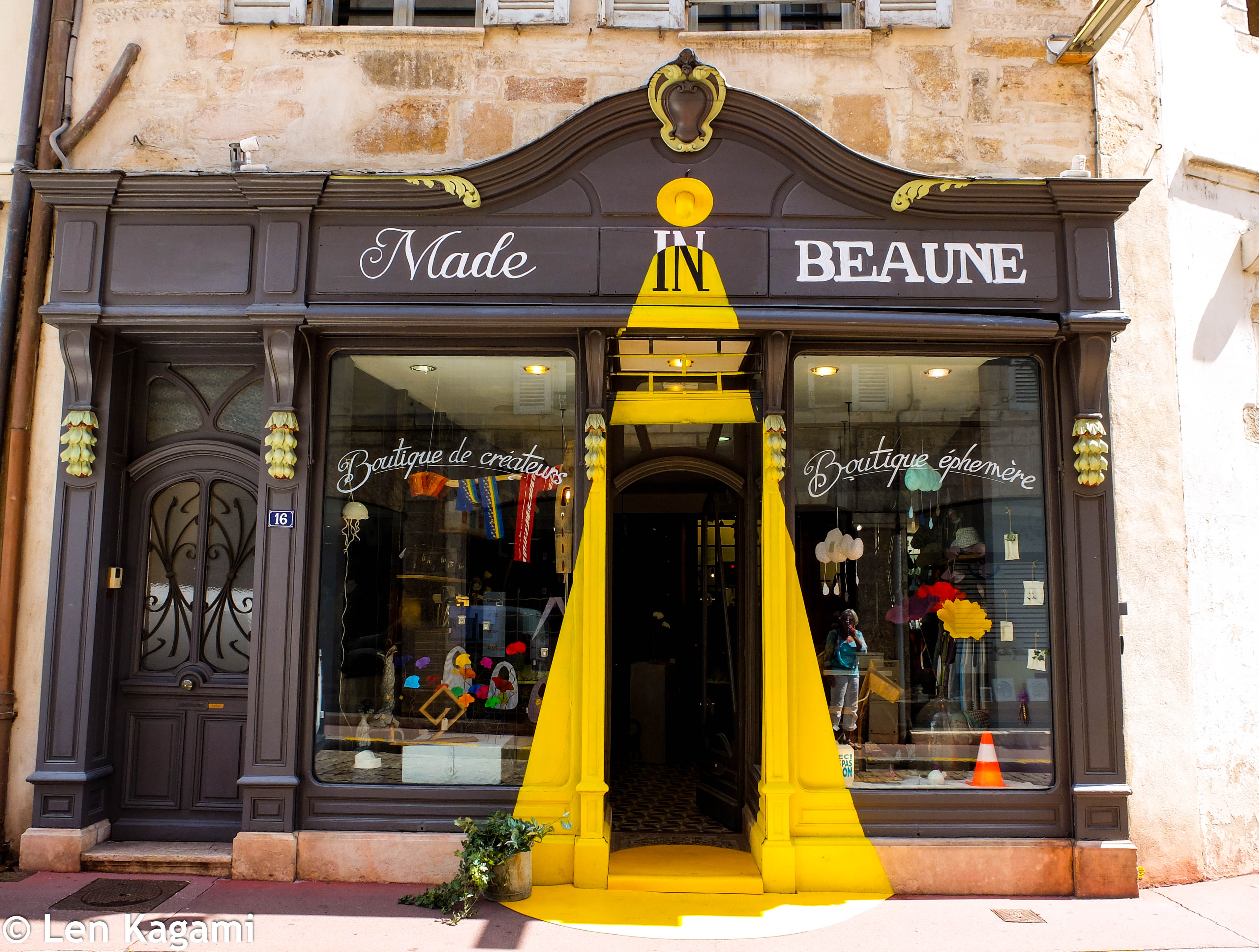A Shop in Beaune