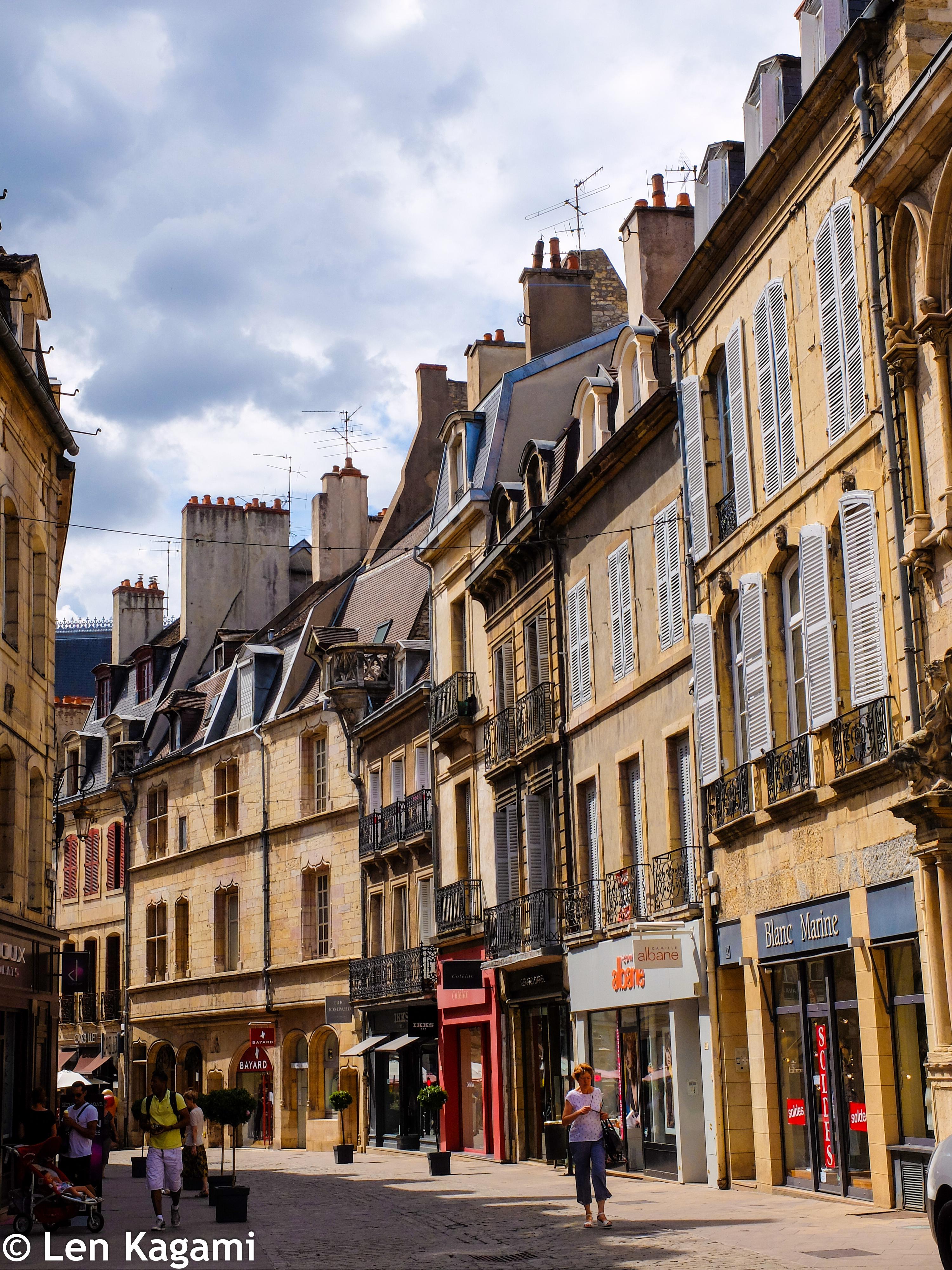 Roads of Dijon