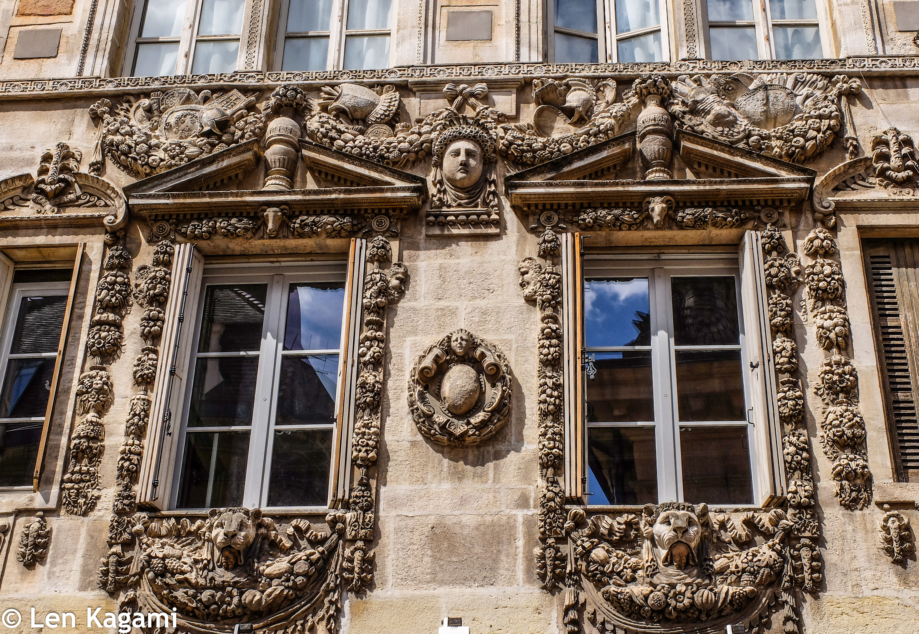 Dijon's Architecture