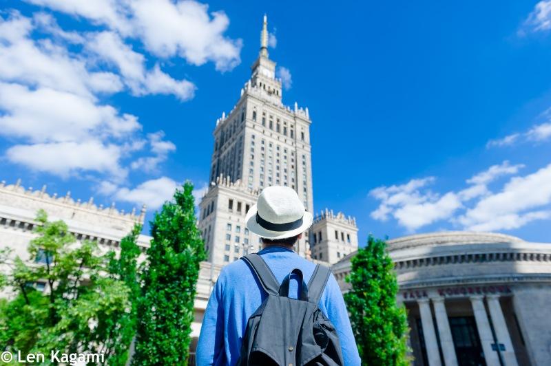 Follow me to Warsaw