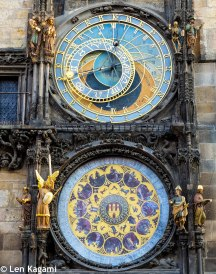 Astronomical Clock at City Hall