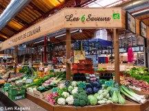 A market of Colmar