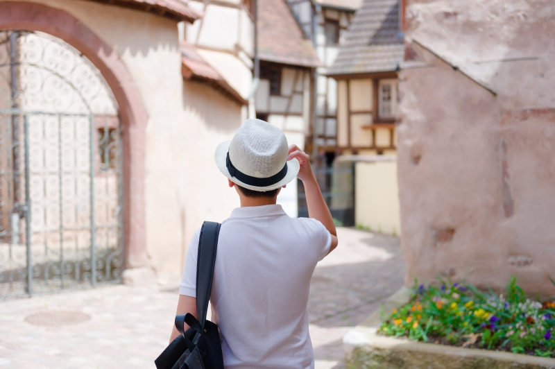 Follow me to Riquewihr
