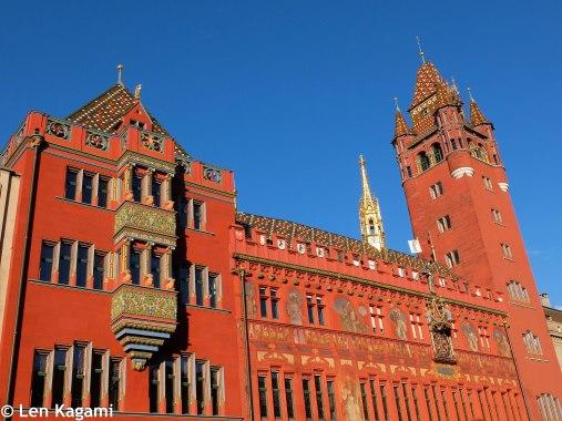Basel Rathaus
