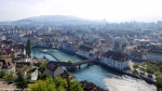 View of Lucerne from the Museggmauer