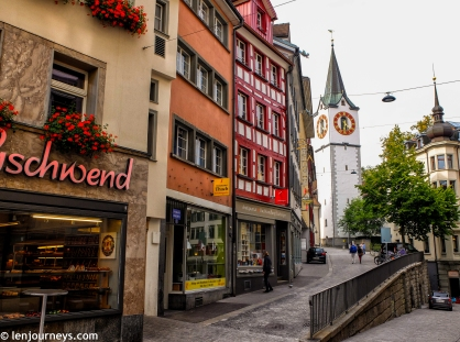 Saint Gall's Old Town