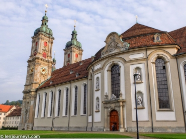 TheAbbey of Saint Gall