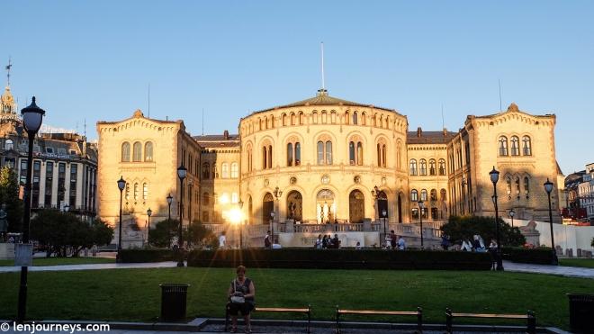 Oslo Parliament House
