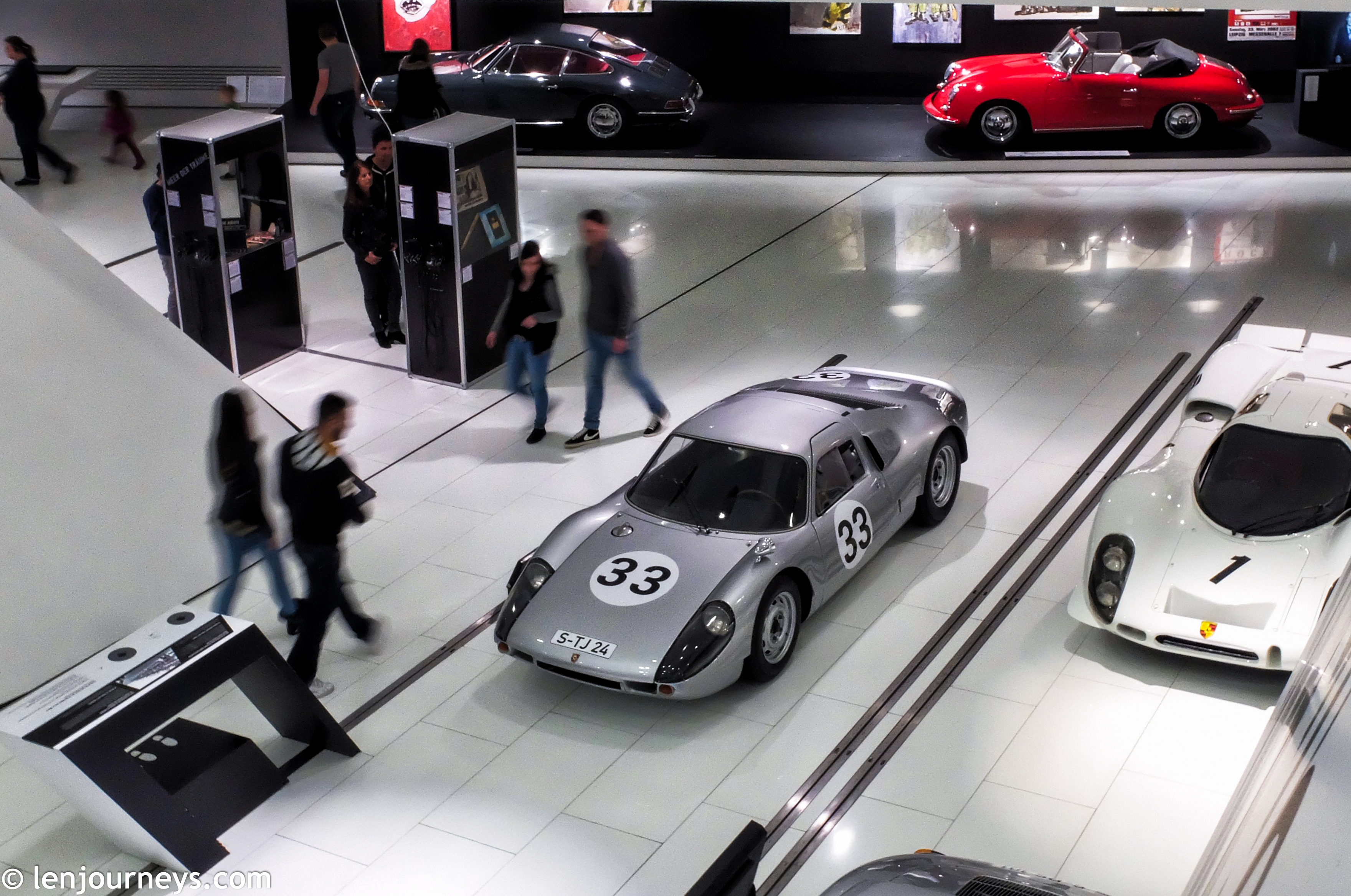 Some of Porsche's most iconic racing cars