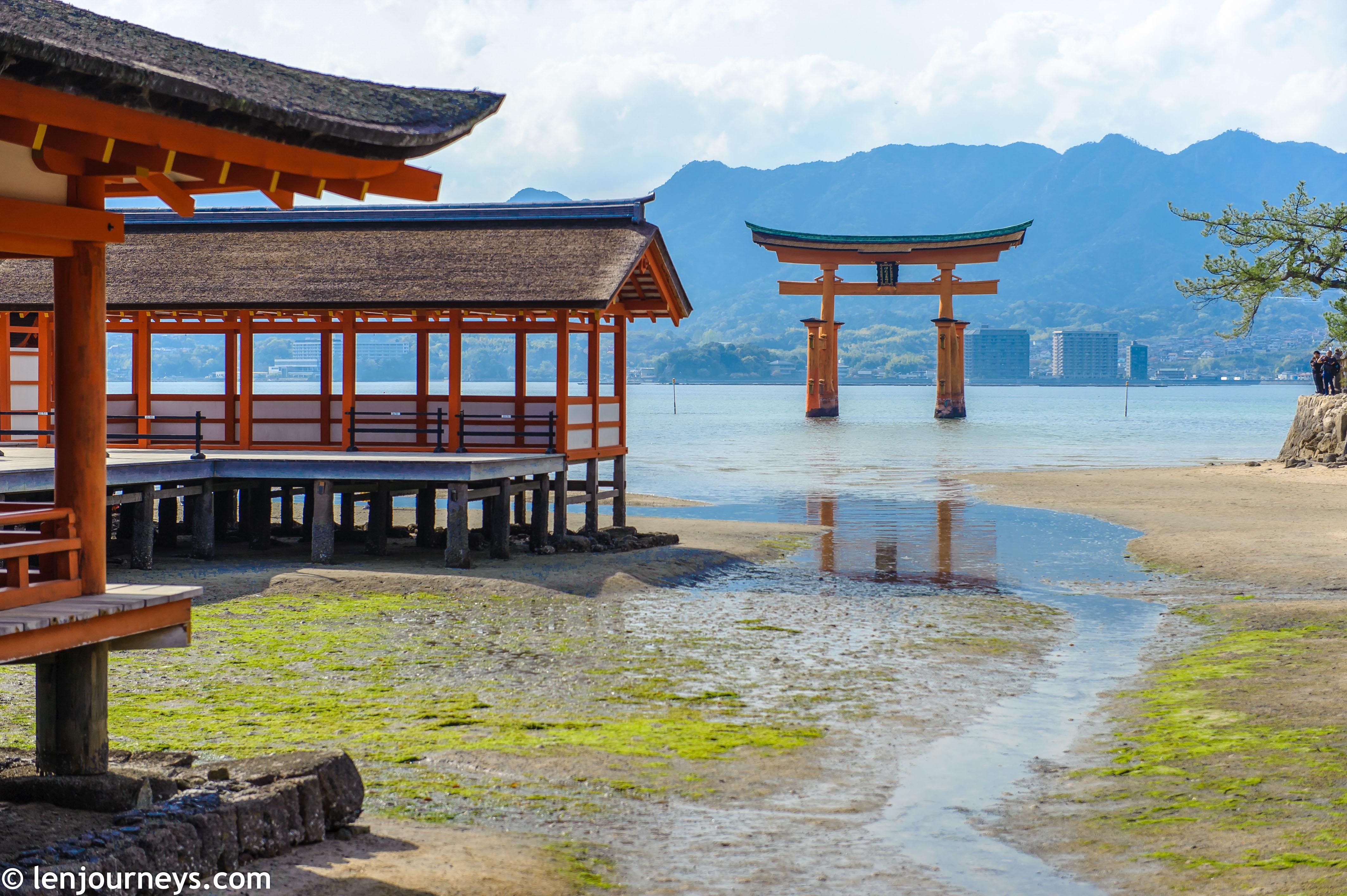 Itsukishima Shrine & the Great Torrii
