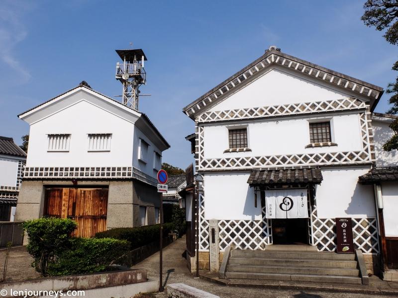 Merchant's houses