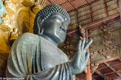 Daibutsu - The world's largest bronze statue