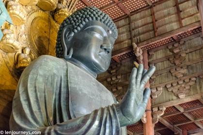 Daibutsu - The world's largest bronze statue