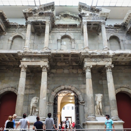Inside the Pergamon