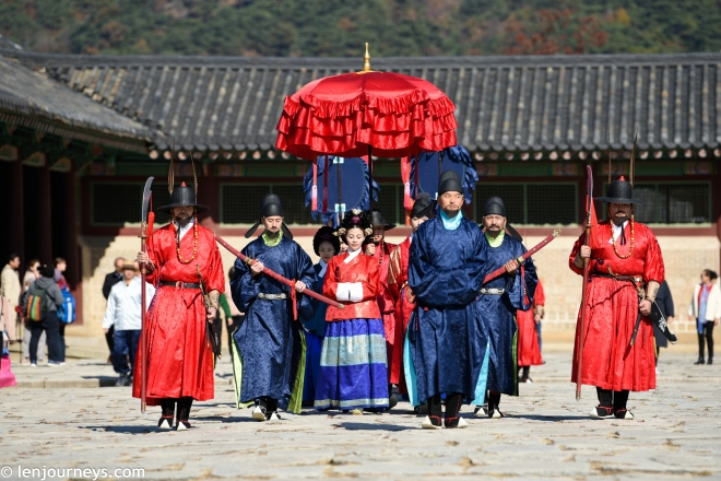 King and Queen of Joseon
