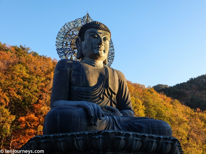 Great Unification Buddha