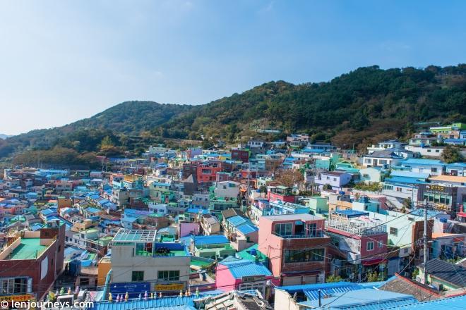 Gamcheon - Korea's Santorini