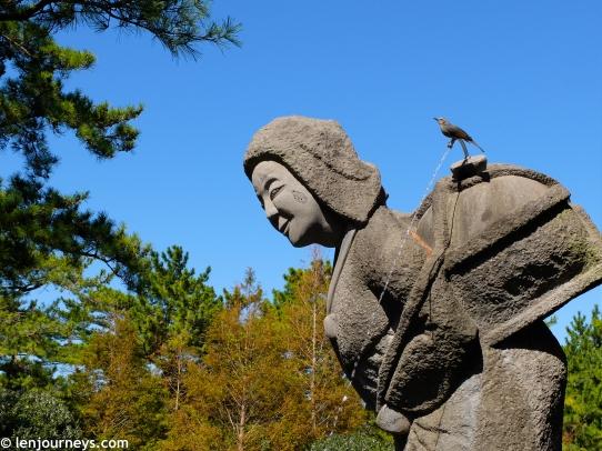 Jeju Stone and Bonsai Garden