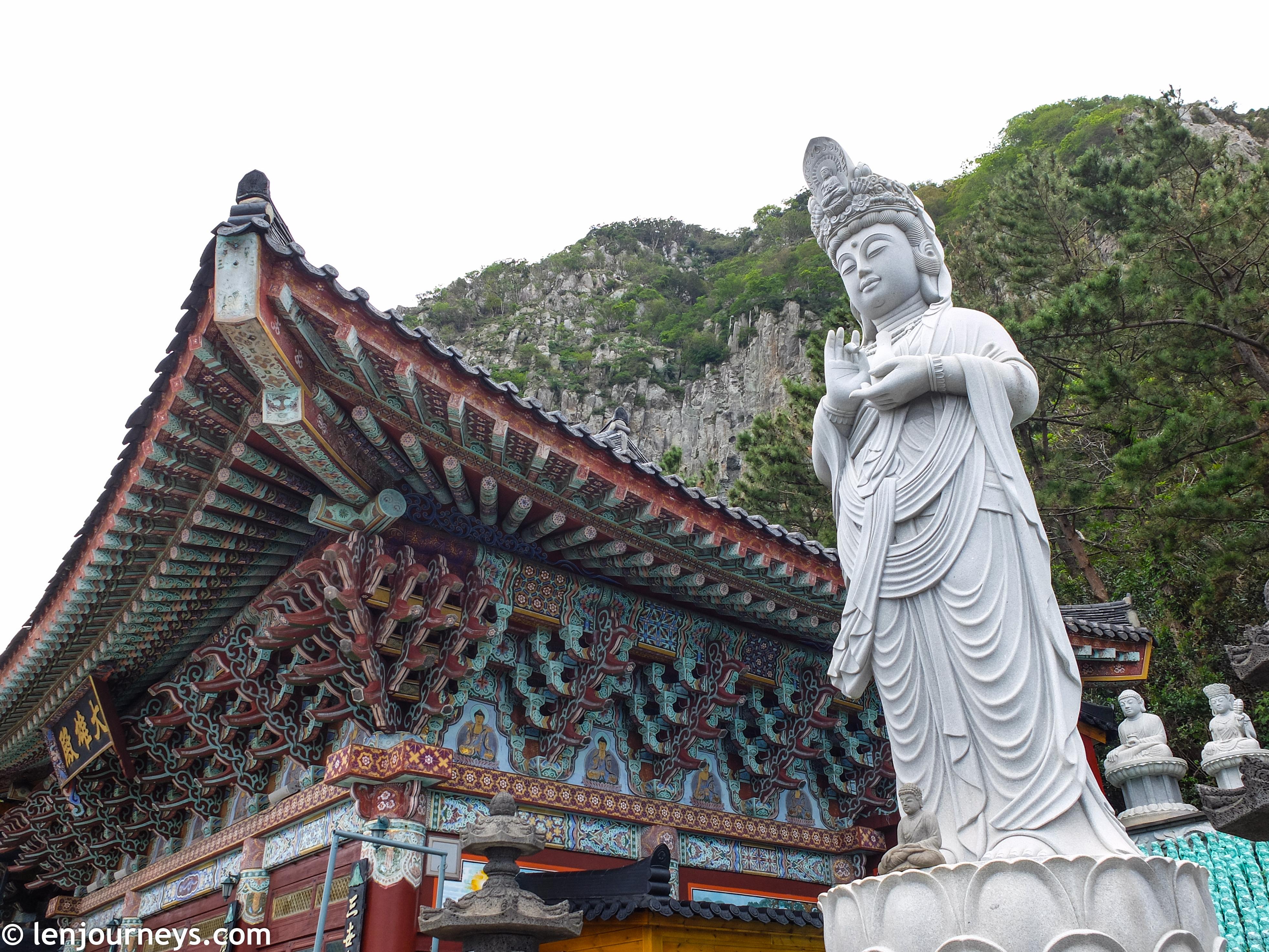 Sanbangulsa Temple