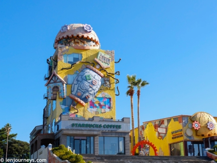Another quirky museum - The Ripley's Believe It or Not Museum