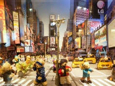 The Millenium Celebration at Time Square